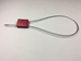 "1.50mm (1/16"") Cable Seal - 1.50mm Cable Seal-Stock 14"" Red"