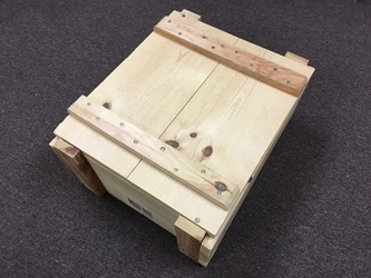 Ammo Boxes - We supply a variety of commercial and military grade wood products.  Heat and preservative treated, in accordance with ISPM and government regulations.