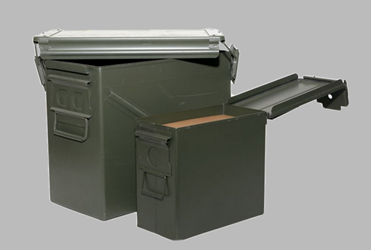 Metal Ammo Boxes/Cans Metal Ammo Boxes, Ammo Cans