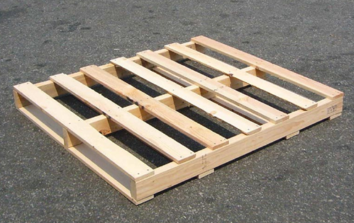 Pallets and Crates - All of our wood material is available heat and preservative treated, and comes from both soft and hard woods (coniferous and non-coniferous)