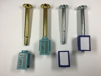 Intermodal Bolt Seal Intermodal Bolt Seal, Inter modal, bolt seal, bolt, steel bolt, high value cargo bolt, intermodal steel bolt, ISO compliant, high security bolts seal